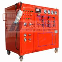Buy cheap HDQH-18/200 SF6 vacuum pumping recovery purification device from wholesalers