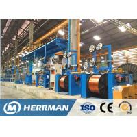Buy cheap FEP / PFA / ETFE Teflon Cable Extrusion Line High Speed For Fire Resistance from wholesalers