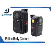 Buy cheap 140 Degree Wide Angle Audio Detection Police Body Cameras with Night Vision from wholesalers