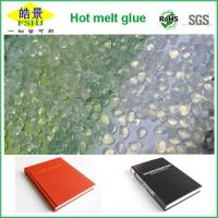 Buy cheap EVA Clear Round Hot Melt Pellet High Stickiness Hot Melt Adhesive For Bookbinding Industries from Wholesalers