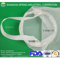 Buy cheap Filtration textile industry polypropylene liquid & dust filter bag for filtration from wholesalers