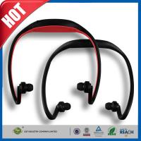Buy cheap Super Noise Cancelling Remote Sports Bluetooth Headset For Music from wholesalers