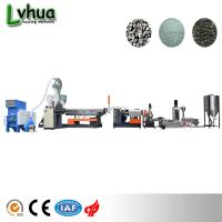Buy cheap PP PE Soft Film Plastic Recycling Equipment 45KW Special Screw Design from wholesalers