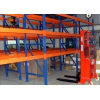 Buy cheap Medium Duty Warehouse Pallet Racking for Heavy Goods 5 Years Warranty product