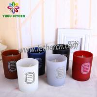 Buy cheap Hot Sale Luxury Scented Glass Jar Candles Paraffin Wax Scented Candles from wholesalers