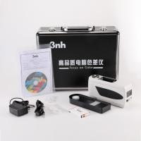 Buy cheap 4mm 8mm Precision Portable Colorimeter Color Reader NH310 For PET Plastic from wholesalers