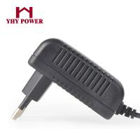 Buy cheap 19v 0.6a 11.4w Wall Mount Ac Dc Power Adapters Eu/au/uk/us Socket Standard from wholesalers