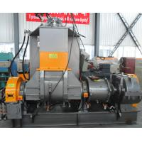 Buy cheap Two Wing Rotor Rubber Kneader Machine 75l Customized Color 140° Tilting Angle from wholesalers