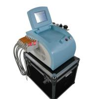 Buy cheap RF Vacuum Weight Reduction Lipo Laser Machine With 8 Paddles product