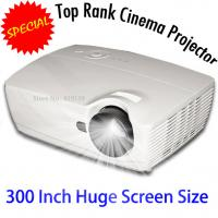 Buy cheap 3500 ANSI Lumens HDMI Projector With VGA PC In Out 1024x768Pixels Big Screen Projetor from wholesalers