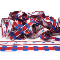 Buy cheap Wholesale 5mm-75mm Woven Tape Colorful Grosgrain Ribbon for Gift/Flower Wrap from wholesalers
