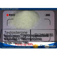Buy cheap Bodybuilding Anabolic Steroid Powder CAS 15262-86-9 Testosterone Isocaproate from wholesalers