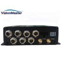 Buy cheap High Definition 4 Channel Vehicle Dvr , Automobile Dvr System 1 Years Warranty product