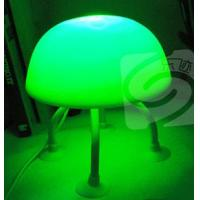 Buy cheap Cute USB Power DIY Jellyfish LED Lamp Desk Night Light Blue and White Light from wholesalers