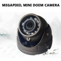 Buy cheap Megapixel Vehicle Mounted Audio Night Vision Dome Car Camera product