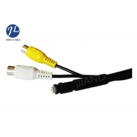 Buy cheap Reversing Camera Car Dvd Player 5.0mm DC Magnetic Usb Cable from wholesalers