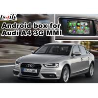 Buy cheap Android car navigation box interface for Audi A4 A5 , Navigation Video Interface from wholesalers