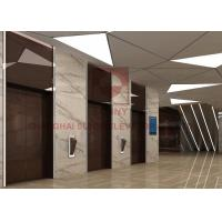 Buy cheap Small Machine Room Elevator And Lift With Pvc Flooring 650kg-1600kg Load from wholesalers