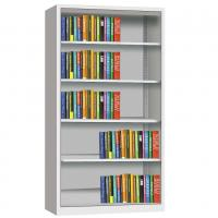 Buy cheap KD office steel Storage Book Case for Libruay use, factory direct sale steel office equipments/cupboard/cabinet from wholesalers