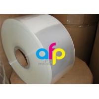 Buy cheap Flexible Packaging BOPP Heat Sealable Film , 3 Core BOPP Transparent Film from wholesalers