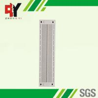 China White Solderless Breadboard Beginner Electronic Kits 2.54mm Pitch on sale