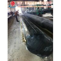 Buy cheap Pneumatic Inflatable Rubber Mandrel For Construction from wholesalers