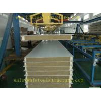 Buy cheap Thermal Insulation And Soundproof Material Polyurethane Sandwich Panel from wholesalers