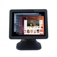 Buy cheap 5 Wire Resistive Tablet Pos System For Restaurant , Point Of Sale Equipment With Card Reader from wholesalers