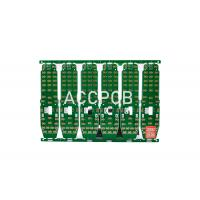 Buy cheap 6layer 3.2mm board thickness Heavy Copper PCB Multilayer Printed Circuit Board  With Immersion Gold from wholesalers