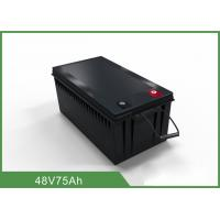 Buy cheap Professional 48V 75AH Floor Scrubber Battery With High Energy Density from wholesalers