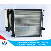 Buy cheap Sliver 400*451*34mm Aluminium Car Radiators BMW318'87-91MT TS 16949 product