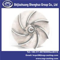 Buy cheap Investment Casting Pump Parts Impeller from wholesalers