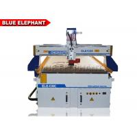 Buy cheap Stepper Motor Metal Molds CNC Router Machine Big Driver 2.5 - 3 KW Power Consumption from wholesalers