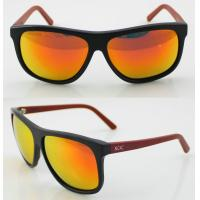 Buy cheap Unisex Fashion Acetate Frame Sunglasses , Scratch Resistant product