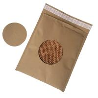Buy cheap All Paper Biodegradable Custom Printed Envelopes Easy Recycle Mailing Bag Durable from wholesalers