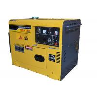 Buy cheap Convient Carrier 190A Diesel Welding Generator Small Portable Super Silent Generator from Wholesalers