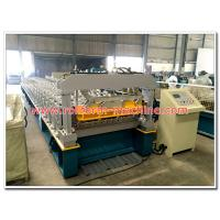 Buy cheap PBR Metal Roof Panel Cold Roll Forming Machine with Automatic Roll Former from wholesalers