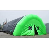 Buy cheap Inflatable truck tent,inflatable tunnel tent for parking truck from wholesalers
