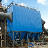Buy cheap Cement Air Duct Cleaning 67300m3/H Dust Collection Equipment from wholesalers