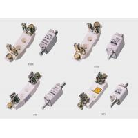 Buy cheap NT HRC LOW VOLTAGE FUSE AND BASE, 500V, 600V, IEC269 STANDARD from wholesalers