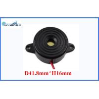 Buy cheap High Sound Automobile Wire Piezo Electric Buzzer with Mounting Ears from wholesalers