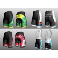 Buy cheap Sublimated short running trousers Cycling Wear Professional Bicycle Clothing from wholesalers