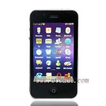 Buy cheap Quadband Dual SIM WIFI GPS Bluetooth Camera TV FM G738 from wholesalers