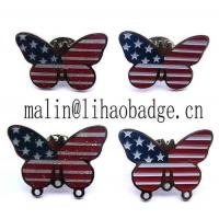 Buy cheap lapel pin button badge flag pin tin badge pin badge from wholesalers