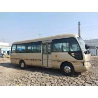 Buy cheap Japan brand medium-sized Coaster used Toyot Coaster coach bus second hand city bus for diesel petrol engine for sale from wholesalers