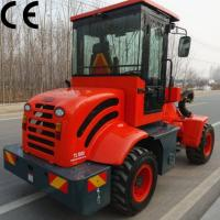 Buy cheap 1 ton wheel loader,Multifunction construction machine TL1000 track loaders product