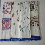 Buy cheap Textiles Stocklot CUT PILE SATIN TEA TOWEL from wholesalers