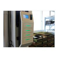 China Wall Mounted Cell Phone Charging Station Coin Operated With Touch Screen on sale