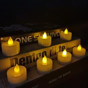 China 3.6cm Flameless Led Candle on sale