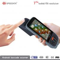 Buy cheap Windows Tablet Handheld Data Terminal support QR Code Portable Barcode Scanner from wholesalers